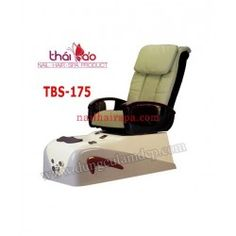 Ghe Spa Pedicure TBS175 Ghế Spa Pedicure là sản phẩm ghế chuyên nghiệp đang được rất ưa chuộng bởi các Nail Salon trên toàn thế giới. Ghế là sự kết hợp hoàn hảo giữa ghế nail thông thường cùng với ghế massage.