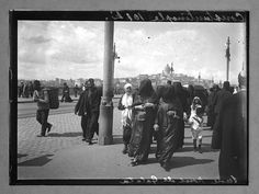 Konstantinopolis / Sahne pont