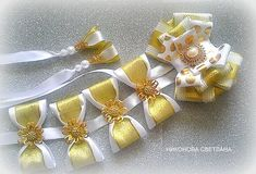 Одноклассники Napkin Rings, Decor, Silk Flower Arrangements, Interesting Stuff, Diy Kid Jewelry, Head Bands, Ribbons, Ornaments, Ganchillo