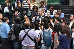 El caso De Antuñano es judicial de ninguna manera político, revira Raúl Flores a…