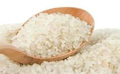 Clarear a pele com arroz