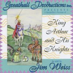 Jim Weiss King Arthur and His Knights: Amazon.co.uk