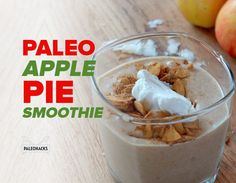 This smoothie will hit your sweet spot! So sweet and full of amazing apple…