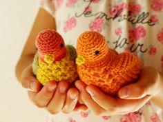 Crochet a little - book in Japanese :(