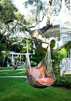 love those swings...