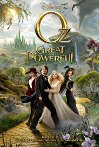 """My review of """"Oz: The Great and Powerful"""""""