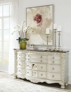 The Cassimore Panel Bedroom Collection - Miami Direct Furniture Bedroom Dressers, Bedroom Furniture Sets, Shabby Chic Furniture, Bedroom Sets, Bedroom Decor, Queen Bedroom, Bedding Sets, City Furniture, Furniture Dolly