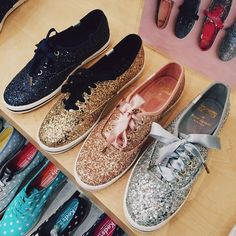 Glittery Kate Spade Keds Photo from Tricia Gosingtian (IG)