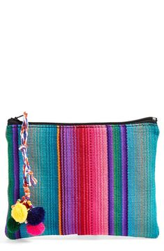 PILYQ 'Maya' Pouch available at #Nordstrom
