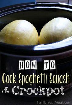 Crockpot Spaghetti S