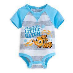 Nemo Disney Cuddly Bodysuit for Baby $14.95