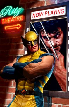 Wolverine by Greg Horn