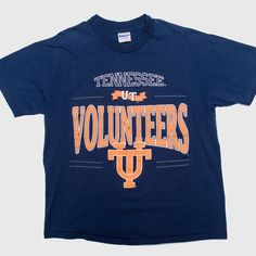 Cool item: Tennessee Volunteers UT T Shirt Size L Love Clothing, Clothing Items, College T Shirts, University Of Tennessee, Tennessee Volunteers, T Shirts With Sayings, Cool Items, Cool T Shirts, Tees