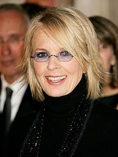 I've always admired Diane Keaton--so classy.