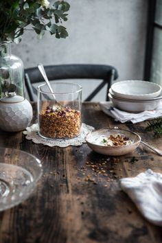 Savoury Granola - Co