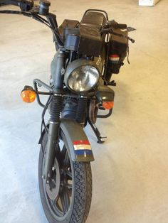 1984 Moto Guzzi Nato V50  Vintage, US $1,500.00, image 2