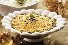 Aprenda a preparar farofas superincrementadas para a ceia de final de ano. Elas não podem faltar!