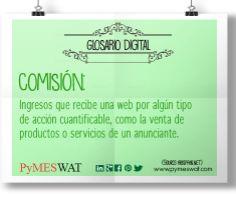 Ingresos que recibe una web por algún tipo de acción cuantificable, como la vente de productos o servicios de un anunciante.