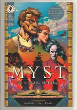 MYST: THE BOOK OF THE BLACK SHIPS #1 VARIANT COVER DARK HORSE