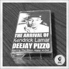 "DJ Pizzo – ""The Arrival of Kendrick Lamar"" (All Kendrick Free Mixtape)"