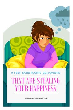 Many people wonder why they are unhappy when really all they have to do is take a cold hard look in the mirror and check the way they are acting.  I think many will be surprised to find out they are the own reason for their own unhappiness due to toxic and self sabotaging behaviors.  That they can change today. Christian Women, Christian Living, Unhappiness, Happiness Challenge, Mindfulness For Kids, Spiritual Disciplines, Ways To Be Happier, Christian Encouragement, Happy People