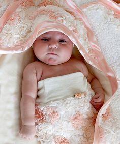 chiffon chic blanket set