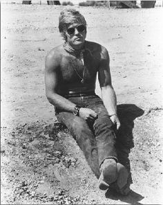 Robert Redford...wow how young and handsome