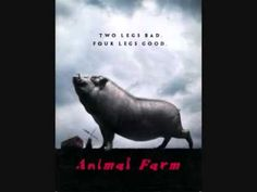 George Orwell's Animal Farm (Audiobook) Dog Logic, George Orwell, Be A Nice Human, Library Of Congress, Farm Animals, Language Arts, Audio Books, Literature, Novels