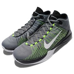 9502be9ca4f8 NIKE ZOOM ASCENTION EP COOLGREY WHITE VOLTBLACK 856575 004 US 137.00 Nike  Zoom