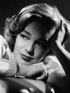 """Simone Signoret (25 Mar 1921 – 30 Sept 1985) was a French cinema actress often hailed as one of France's greatest film stars. She became the first French person to win an Academy Award, for her role in """"Room at the Top"""" (1959). In her lifetime she also received a César, a BAFTA, an Emmy, a Golden Globe, Cannes Film Festival recognition and the Silver Bear for Best Actress."""