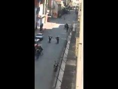 """12 de feb. de 2014 / """"RT @Voluntad Popular Que este video recorra el mundo! De dónde viene la violencia #RepresionEnVzla"""""""