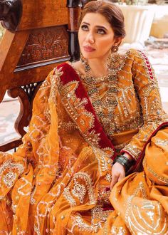 Simple Pakistani Dresses, Pakistani Fashion Casual, Pakistani Wedding Outfits, Indian Bridal Fashion, Pakistani Wedding Dresses, Pakistani Bridal Couture, Bridal Mehndi Dresses, Asian Wedding Dress, Bridal Outfits