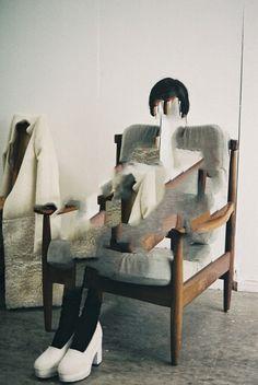 Artwork by Enrico Boccioletti Diy Art Projects, Glitch Art, Conceptual Art, Outdoor Furniture, Outdoor Decor, Modern Contemporary, Street Art, Illustration Art, Photoshop