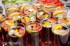 Pimms at the ready .... don't forget we offer NO CORKAGE and NO SERVICE CHARGE for service of your own daytime drinks ....