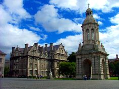 Why Not to Miss Visiting Trinity College Dublin: Trinity College Dublin