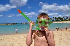 Best Snorkeling Spots in Caribbean for Families - MiniTime Maui Vacation, Hawaii Travel, Vacation Spots, Vacation Ideas, El Yunque National Forest, Fiji Beach, Photo Summer, Best Snorkeling, Travel