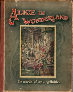 Alice in Wonderland 1920. Illustrations: Thomas Maybank .