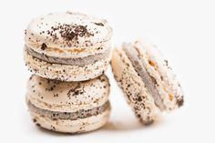 Oreo Cookie Macarons - DeToni Patisserie and Bakery Macarons