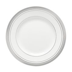 Monique Lhuillier for Royal Doulton Platine Bread and Butter Plate, 6-1/4-Inch by Monique Lhuillier for Royal Doulton. $16.00. Monique lhuillier platine. 6-1/4-Inch bread and butter plate. Fine bone China. Dishwasher safe. Inspired by the stitching details of world-renowned fashion designer Monique Lhuillier's incredible bridal gowns, the Platine Collection for Royal Doulton transfers her design inspirations into a new medium; fine bone china dinnerware characterized by elega...
