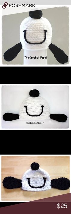 Dancing Snoopy Hat We love this hat in our house!! This one brings a smile to the face and reminds us of when we were kids. Children of all ages (even those from 20-90) will enjoy the warmth that this hat gives, to both the body and the heart. Get yours today! Amanda DePastino Accessories Hats