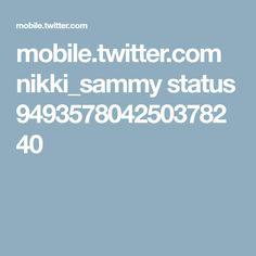 mobile.twitter.com nikki_sammy status 949357804250378240