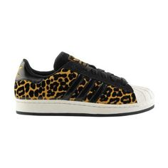 Adidas Women Superstar II (Leopard)