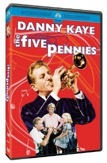"""The Five Pennies (1959): Loring """"Red"""" Nichols is a cornet-playing country boy who goes to New York in the 1920s full of musical ambition and principles. He gets a job playing in Wil Paradise's band, but quits to pursue his dream of playing Dixieland jazz."""