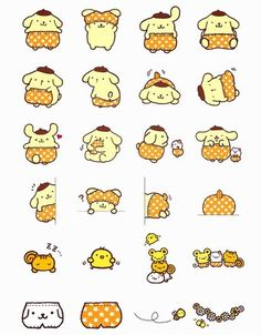 Image discovered by monse. Find images and videos about cute, wallpaper and kawaii on We Heart It - the app to get lost in what you love. Kawaii Stickers, Cute Stickers, Bullet Journal Printables, Cute Doodles, Cute Memes, Kawaii Wallpaper, Cute Photos, Sanrio, Easy Drawings