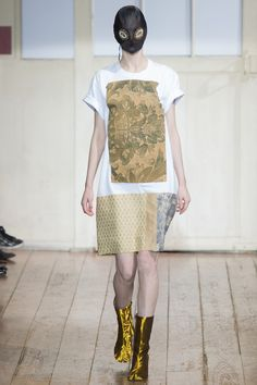 Maison Martin Margiela Spring 2014 Couture - Review - Fashion Week - Runway, Fashion Shows and Collections - Vogue