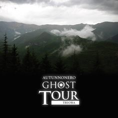 Dark mountains around Triora. Image for the launch of Autunnonero Ghost Tour Triora, June 16th 2012