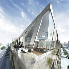 daniel libeskind to construct 73 unit apartment complex in chausseestrasse, berlin, germany