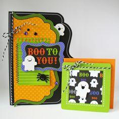 Doodlebug Design Inc Blog: EEK! Cute Haunted Manor Card Alert + Giveaway