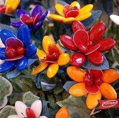 #DiSulmona: composizioni floreali classiche e innovative per un'occasione speciale all'insegna della tradizione.