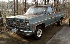 77 Chevrolet C/10